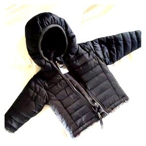 THE NORTH FACE Infant Reversible Down/Fleece Coat